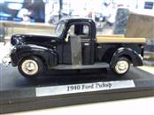 ERTL DIECAST Collectible Plate/Figurine 1940 FORD